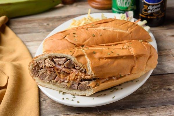 Sandwich De Biftec