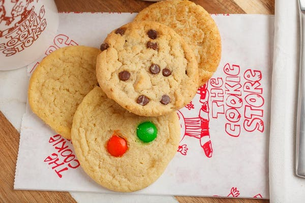Bite Size Cookie
