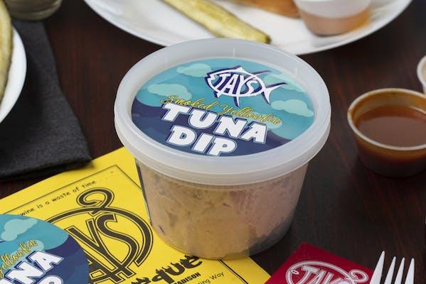 Smoked Yellow Fin Tuna Dip