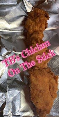 Chicken on the Stick
