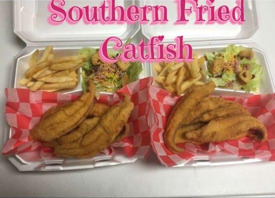 Catfish Combo