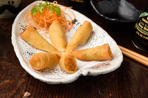 1. Japanese Spring Roll