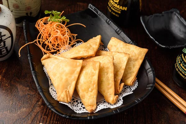 5. Crab Rangoon