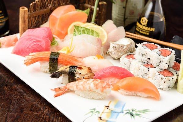 S5. Sushi Sashimi Dinner