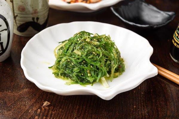 24. Seaweed Salad