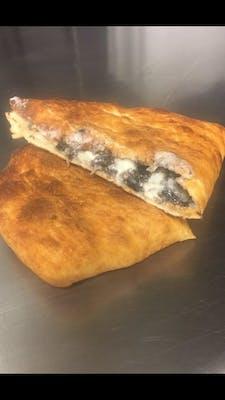 Oreo Cheesecake Calzone