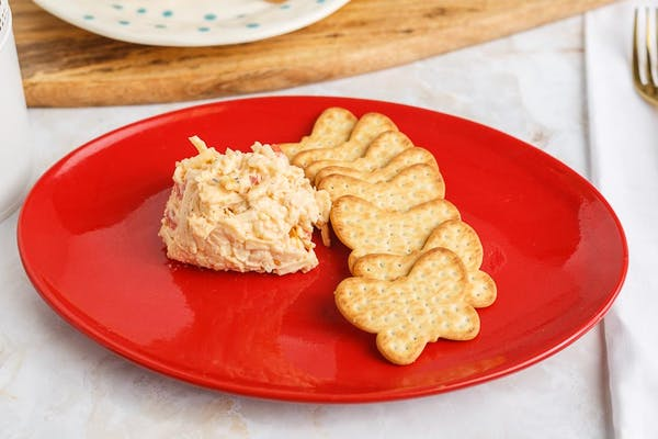 Smoked Gouda Pimento Cheese