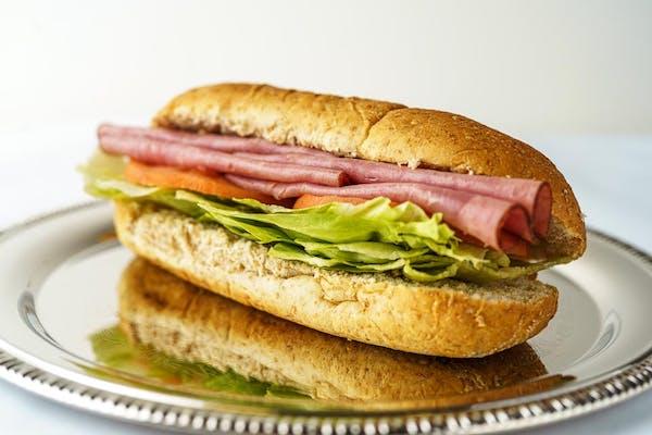 Roast Beef Sandwich Combo