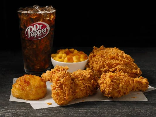 (3 pc.) Mixed Chicken Combo