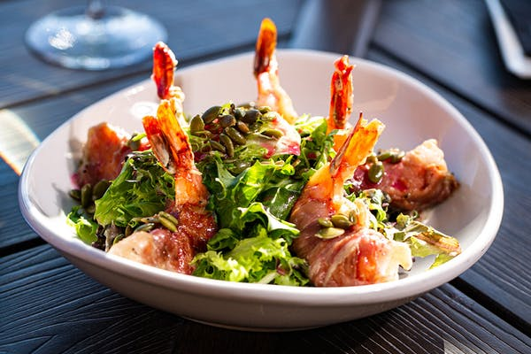 Amador Stuffed Shrimp