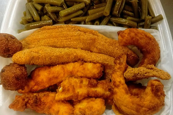 36. Fish, Shrimp, & Chicken Strips