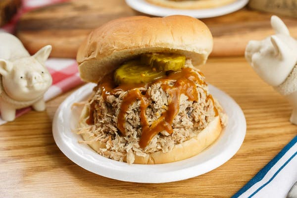 Barb-B-Q Sandwich