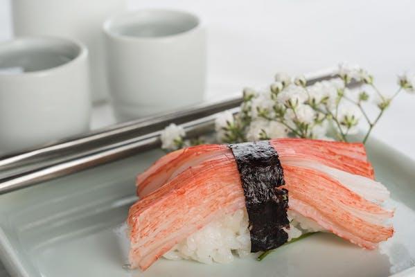 Crab Nigiri (Kani)