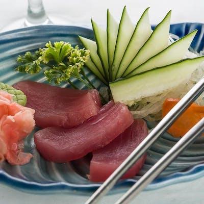 Tuna Sashimi (Maguro)