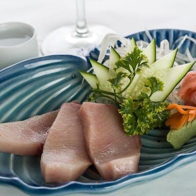 Yellowtail Sashimi (Hamachi)