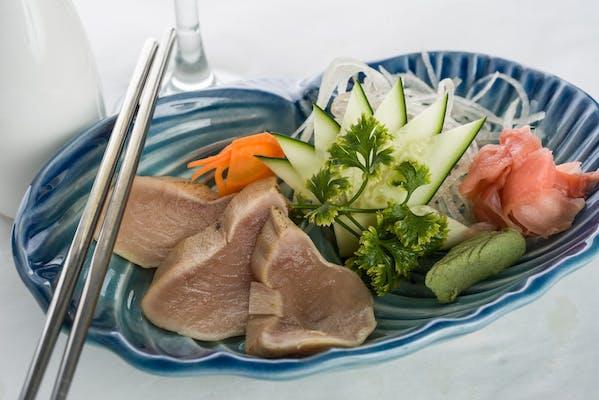 Albacore Sashimi (Shiro)
