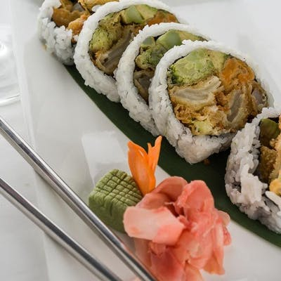 Tempura Vegetable Roll