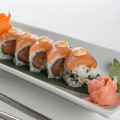 King Salmon Roll