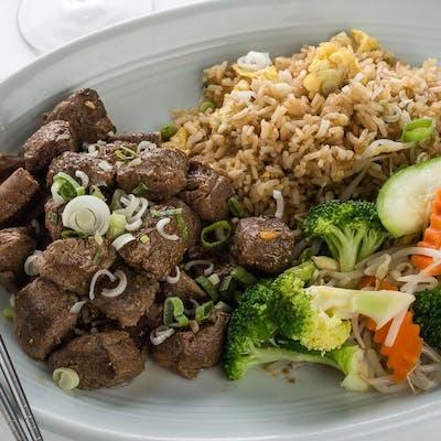 Beef Hibachi