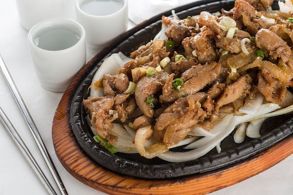 Spicy Chicken Bulgogi