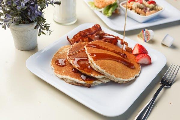 Pancake & Meat