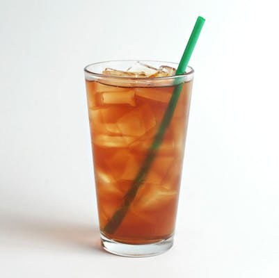 Homemade Lemon Sweet Tea