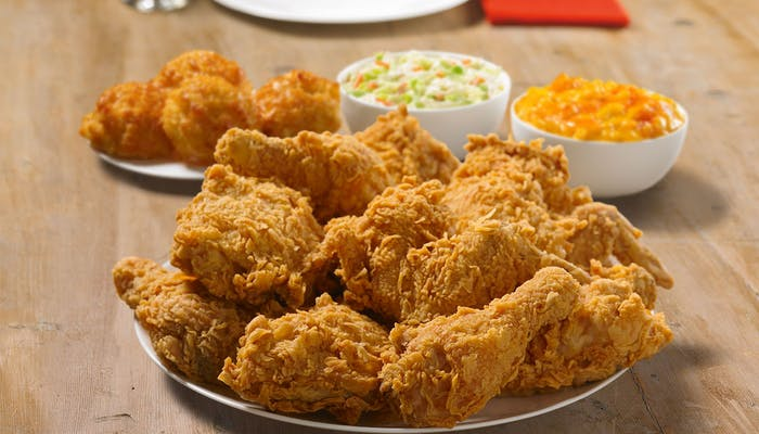 (12 pc.) Mixed Chicken Meal