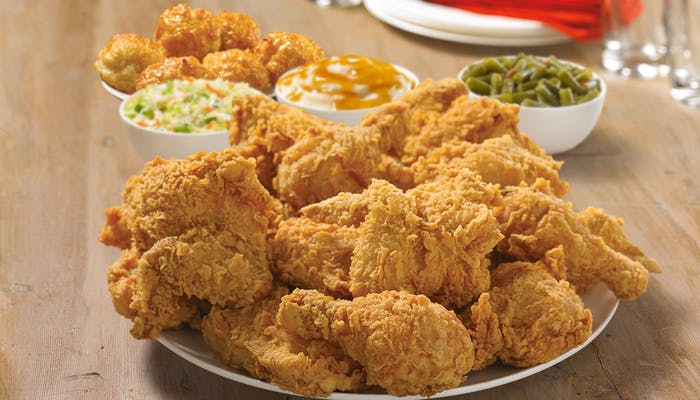 (18 pc.) Mixed Chicken Meal