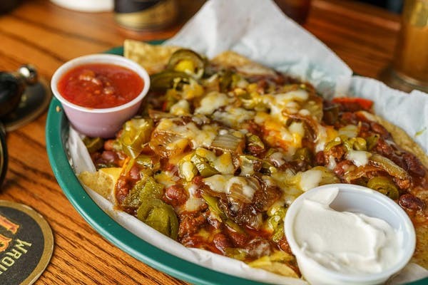 South of the Border Nachos