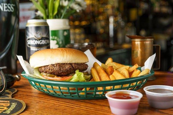 The Eddie Collins Burger