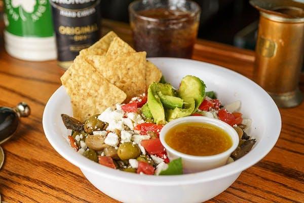 The Riverside Vegetarian Salad