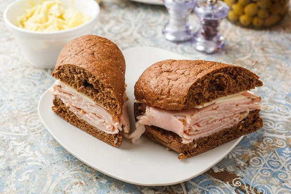 Mr. P's Favorite Sandwich