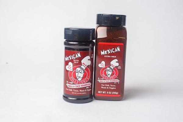 Pilleteri's Mexican Seasoning