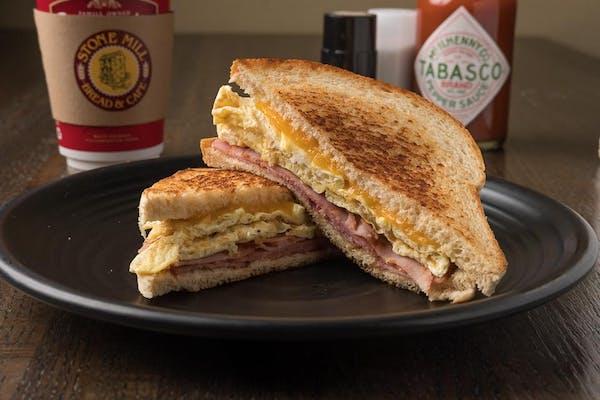 Signature Breakfast Sandwich
