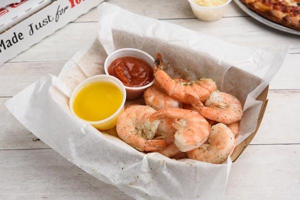 Steamed Shrimp
