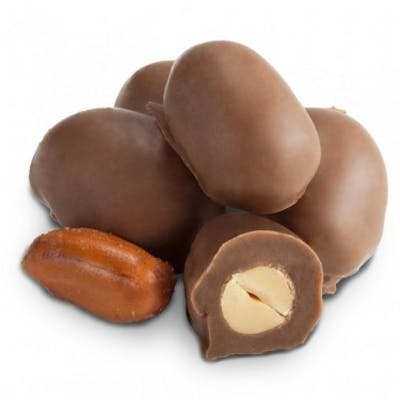 Double Chocolate Covered Peanuts