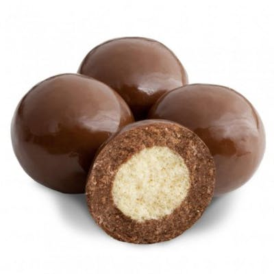Triple Chocolate Covered Malt Balls
