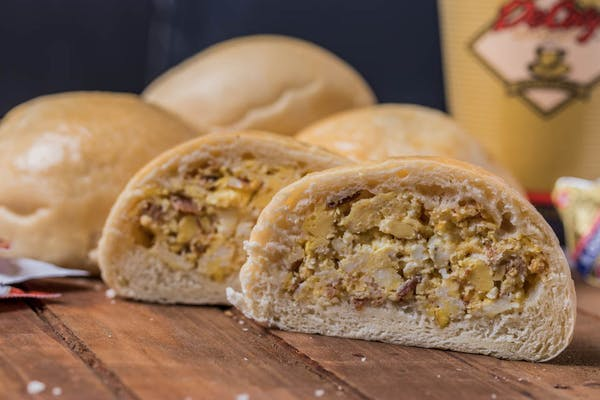 Bacon, Egg & Cheese Kolache Meal-in-One
