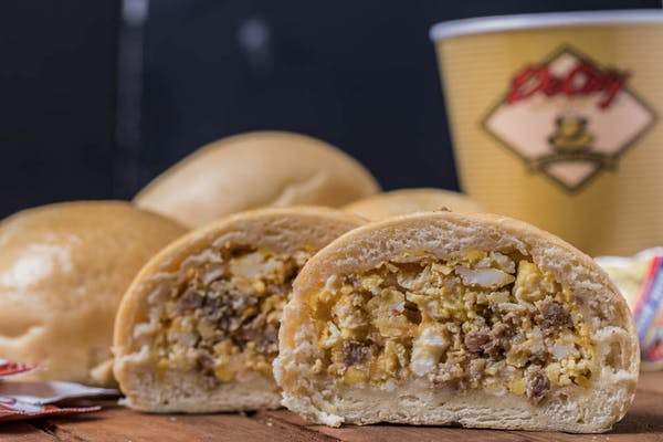 Sausage, Egg & Cheese Kolache Meal-in-One