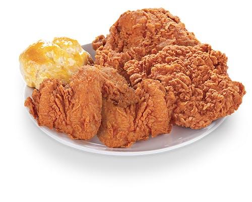 Chicken & Biscuit Combo