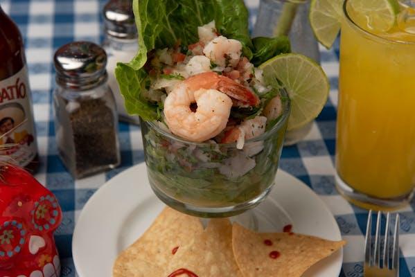 Gulf Shrimp Ceviche