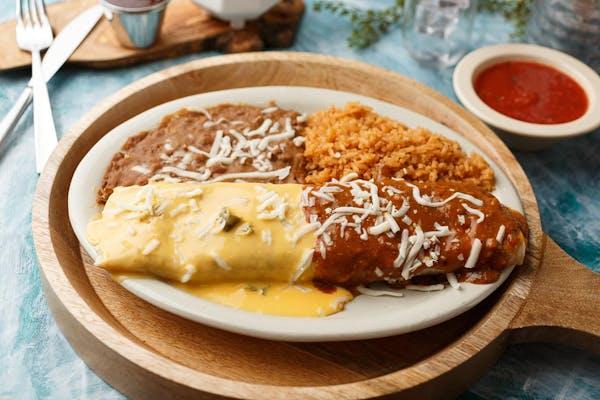 #5. Burrito