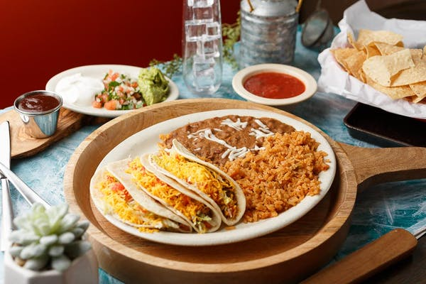 #11. Fajita or Brisket Tacos