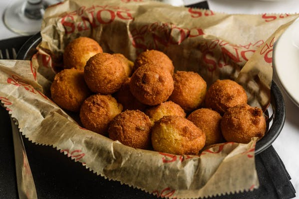 Don's Own Hush Puppies Basket