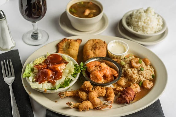 Don's Shrimp Dinner