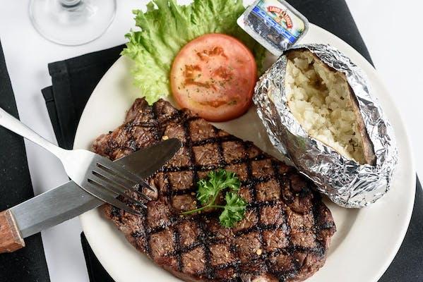 U.S. Choice Ribeye Steak