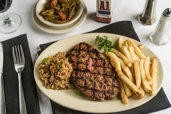 U.S. Choice Hamburger Steak