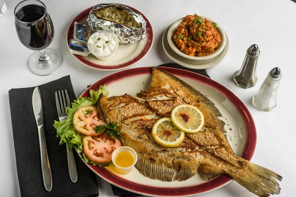 Select Whole Broiled Flounder