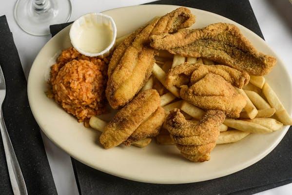 Fried Catfish Fillet