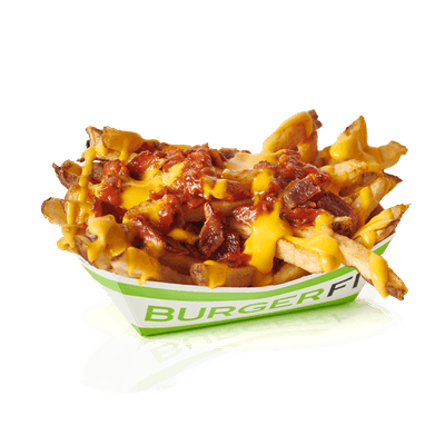 Bacon Jam Fries